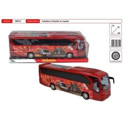 BUS IN CUPOLA A FRIZIONE 14X10X40CM