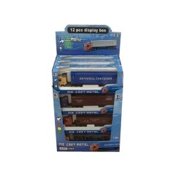 GROSSISTA CAMION DIE CAST 1:64