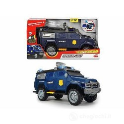 GROSSISTA DICKIE ACTION SERIES SPECIAL UNIT SWAT