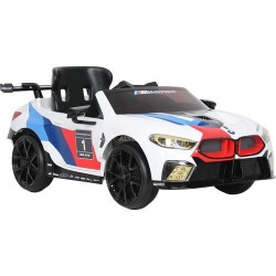 GROSSISTA BMW M8 GTE RACING 12V RC WHITE