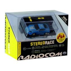 GROSSISTA STEREO RACE RADIOCOMANDO SCATOLA VETRINA 9
