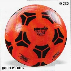 GROSSISTA PALLONE HOT PLAY COLOR GONFIO