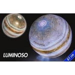GROSSISTA PALLONE LUMINOSO GIOVE 61CM