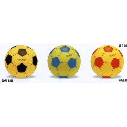 GROSSISTA PALLONE SOFT D.140 MADE IN ITALY - HS CODE: 950659