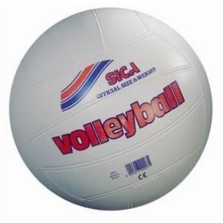 GROSSISTA PALLONE VOLLEY BIANCO D.216CM MADE IN ITALY - HS C