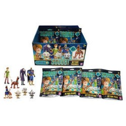 GROSSISTA SCOOBYDOO MOVIE PERS. ASS. 12CM