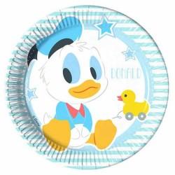 GROSSISTA PIATTI CARTA CM.20 PZ.8 INFANT MICKEY