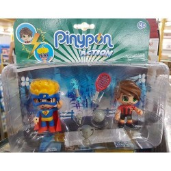 GROSSISTA PINYPON ACTION PACK 2 PERS.