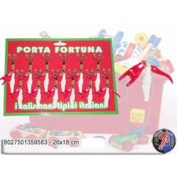 GROSSISTA PORTACHIAVI GOBBETTO C/CORNI P.12.044