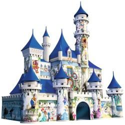 GROSSISTA PUZZLE 3D MAXI DISNEY FANTASY CASTLE PUZZLE 45X27X