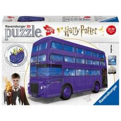 GROSSISTA PUZZLE 3D MIDI LONDON BUS HARRY POTTER