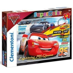 GROSSISTA PUZZLE 60PZ CARS3 FRIENDS FOR THE WIN +5 33