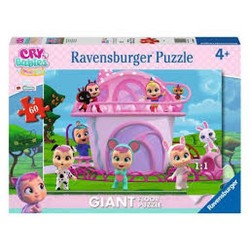 GROSSISTA PUZZLE PZ.60 GIANT CRY BABIES GIANT FL
