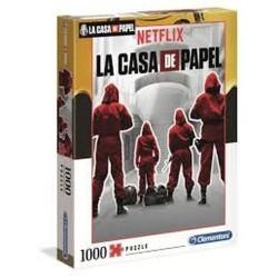 GROSSISTA PUZZLE PZ.1000 LA CASA DE PAPEL 2020 -1