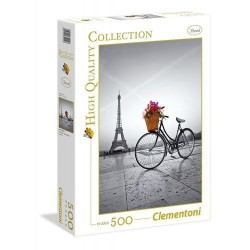 GROSSISTA PUZZLE PZ.500 HQC ROMANTIC PROMENADE IN PARIS - CL
