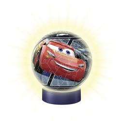 GROSSISTA PUZZLEBALL 72PZ CARS 3 3D RAVENSBURGER 13CM - SCAT