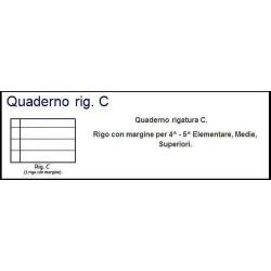 GROSSISTA QUADERNO MAXI FANT. 100GR C P.50.049