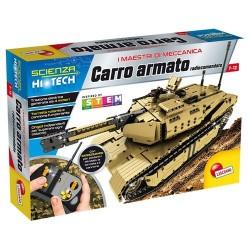 GROSSISTA SCIENZA HI TECH CARRO ARMATO R/C 59X9.5X39CM 1300P