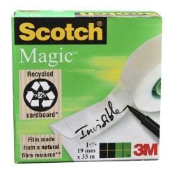GROSSISTA SCOTCH MAGIC 810 INV. 19X33 3M