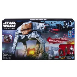 GROSSISTA STAR WARS PLAYSET AT-AT 685X380X165MM +4 LUCI E SU