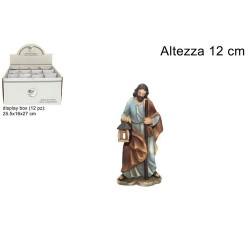 GROSSISTA STATUA SAN GIUSEPPE 12CM