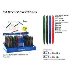 GROSSISTA SUPER GRIP-G SCATTO F/M PENNA SFERA 31X31X20.6 - P