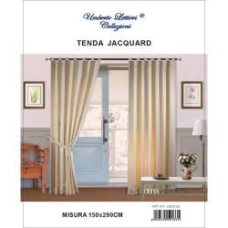 GROSSISTA TENDA JACQUARD F.SINT. 150X290