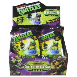 GROSSISTA TURTLES BUSTINA SPIN STRIKERS 24