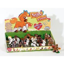 GROSSISTA TOFFEE & FRIENDS PONY FLOCC.cm.6 24