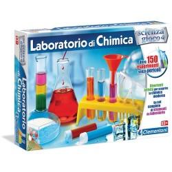 GROSSISTA LABORATORIO DI CHIMICA 45X31X7CM
