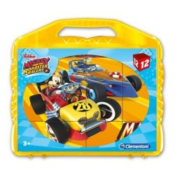 GROSSISTA VALIG.12 MICKEY AND THE ROADSTER RACERS