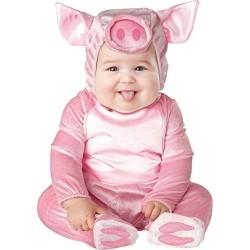 GROSSISTA VESTITO LITTLE PIG 2/3-3/4-4/5ANNI