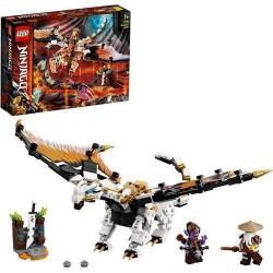 GROSSISTA LEGO 71718 DRAGONE DA BATTAGLIA DI WU
