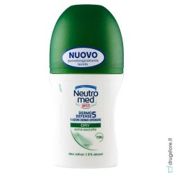 GROSSISTA NEUTROMED DEO ROLL-ON 50ML DRY EXTRA ASCIUTTO DEFE