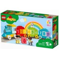 GROSSISTA LEGO DUPLO 10954 TRENO DEI NUMERI - IMPA RIAMO A C
