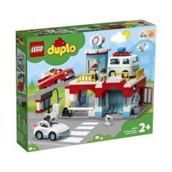 GROSSISTA LEGO DUPLO 10948 AUTORIMESSA E AUTOLAVAG GIO