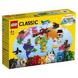 GROSSISTA LEGO 11015 GIRO DEL MONDO