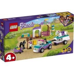 GROSSISTA LEGO 41441 ADDESTRAMENTO EQUESTRE E RIMO RCHIO