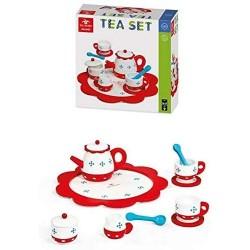 GROSSISTA TEA SET LEGNO - DAL NEGRO