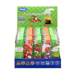 GROSSISTA ACCENDINO ELECTR. L. F10 LUCKY CHARM 50 SOFTFLAME