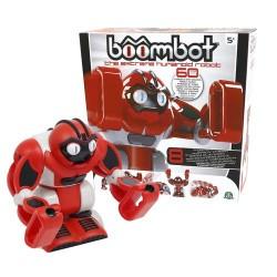GROSSISTA BOOMBOT 7 SENSORI 8 MODALITA'GIOCO 28X30X15.5CM -