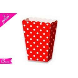 GROSSISTA BOX POP CORN 3PZ