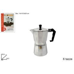 GROSSISTA CAFFETTIERA 6 TAZZE