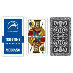 GROSSISTA CARTE TRIESTINE 9X5X2CM