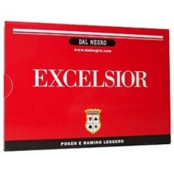 GROSSISTA DAL NEGRO CARTE RAMINO EXCELSIOR MADE IN ITALY - H