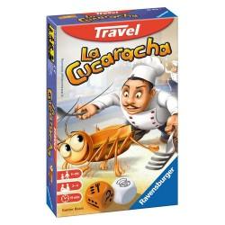 GROSSISTA LA CUCARACHA TRAVEL RAVENSBURGER +5ANNI 12X18X4CM