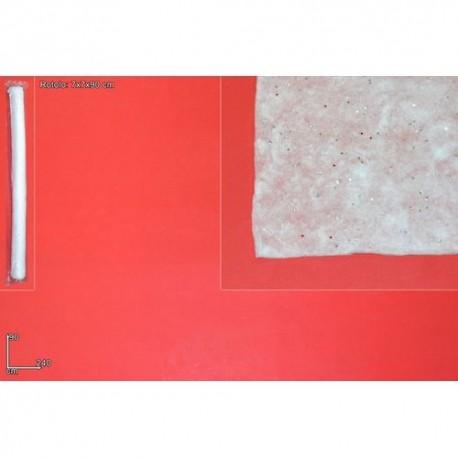 GROSSISTA ROTOLO TAPPETO OVATTA C/GLITTER 90X240CM ART.PAZ-1