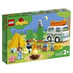 GROSSISTA LEGO DUPLO 10946 AVVENTURA IN FAMIGLIA S UL CAMPER