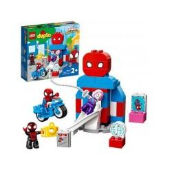 GROSSISTA LEGO DUPLO 10940 IL QUARTIER GENERALE DI SPIDER-MA