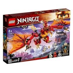 GROSSISTA LEGO 71753 LATTACCO DEL DRAGONE DEL FUOC O